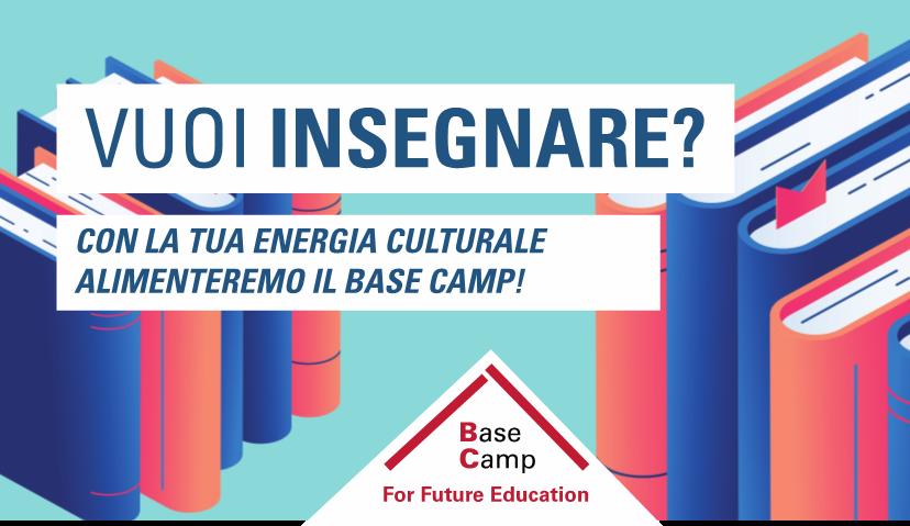 Base Camp a Palermo: Cerchiamo docenti ed educatori per un progetto di insegnamento innovativo