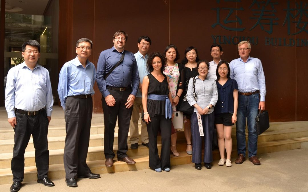 Towards a Master Programme on Bio-Based Circular Economy: BBChina consortium meet in Shanghai