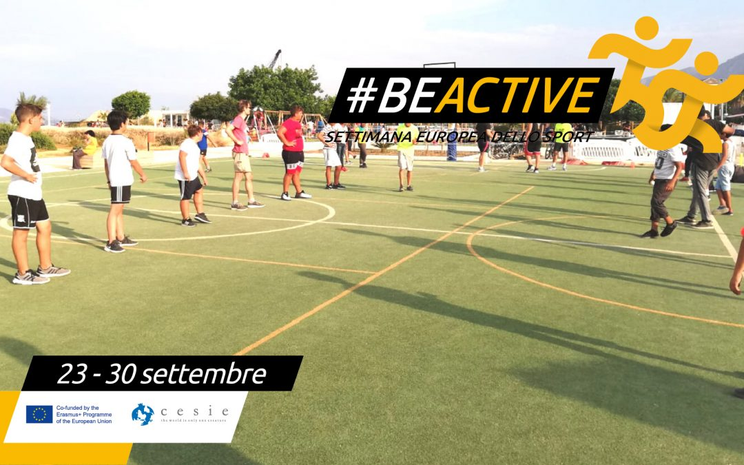 #Beactive: embracing healthy and active lifestyles for physical and mental well-being