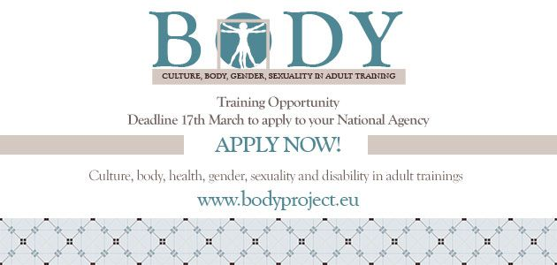 BODY II - Training Opportunity - APPLY NOW!
