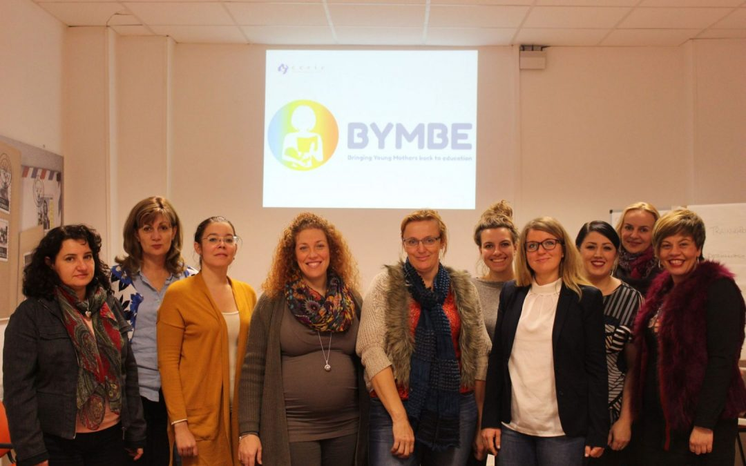 BYMBE: Supporting young mother in going back to education