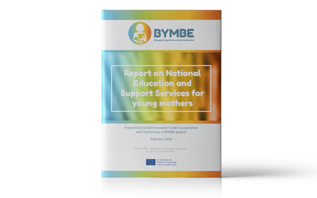 BYMBE: Report on National Education and Support Services for young mothers in Italy
