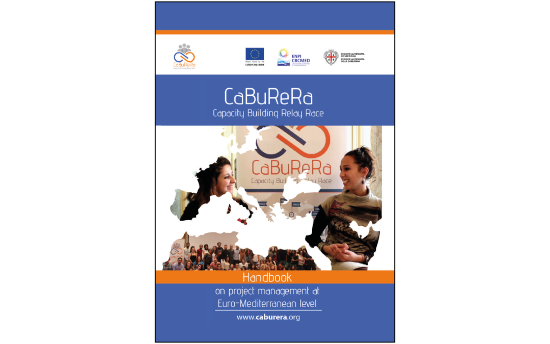CaBuReRa – Handbook on project management at Euro-Mediterranean level
