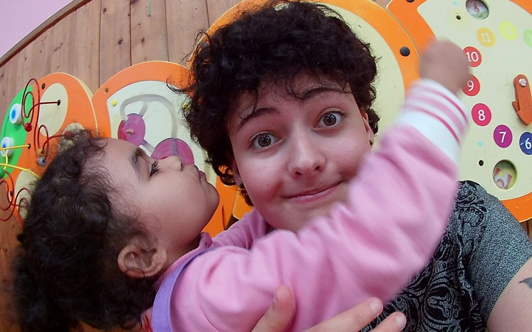 Cambiare per sempre il modo di vedere la vita: l'EVS di Mathilde
