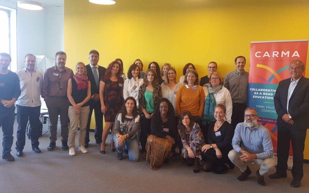 CARMA: L'apprendimento collaborativo per definire il futuro dell'Istruzione