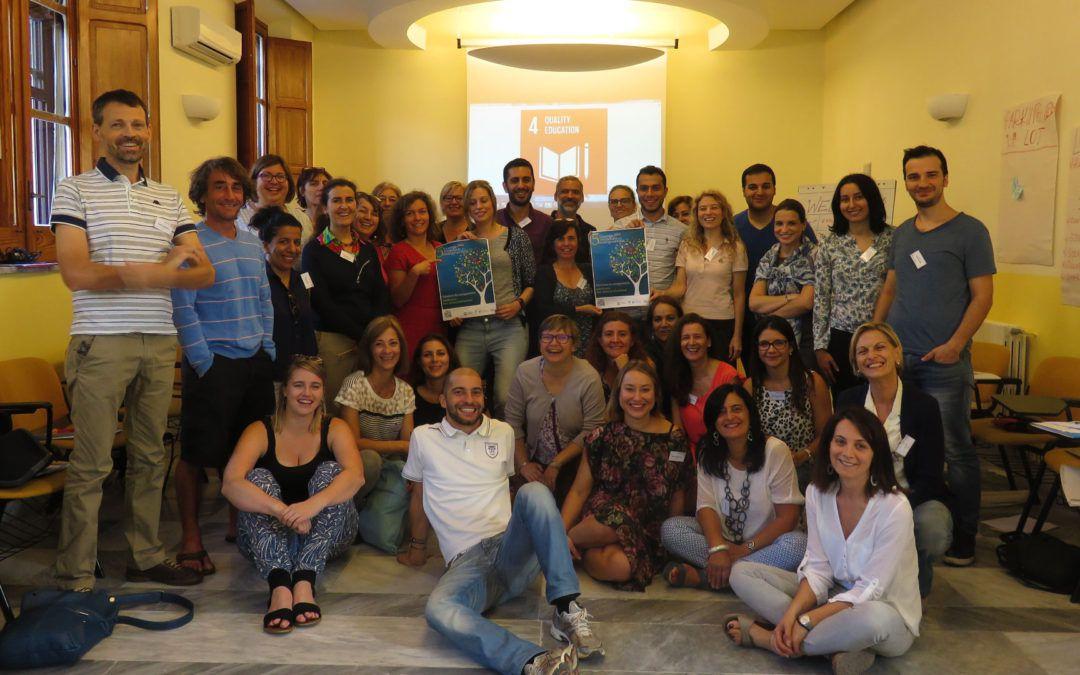 "Workshop EU di CARMA per gli Insegnanti: ""opportunità per grandi cambiamenti"""