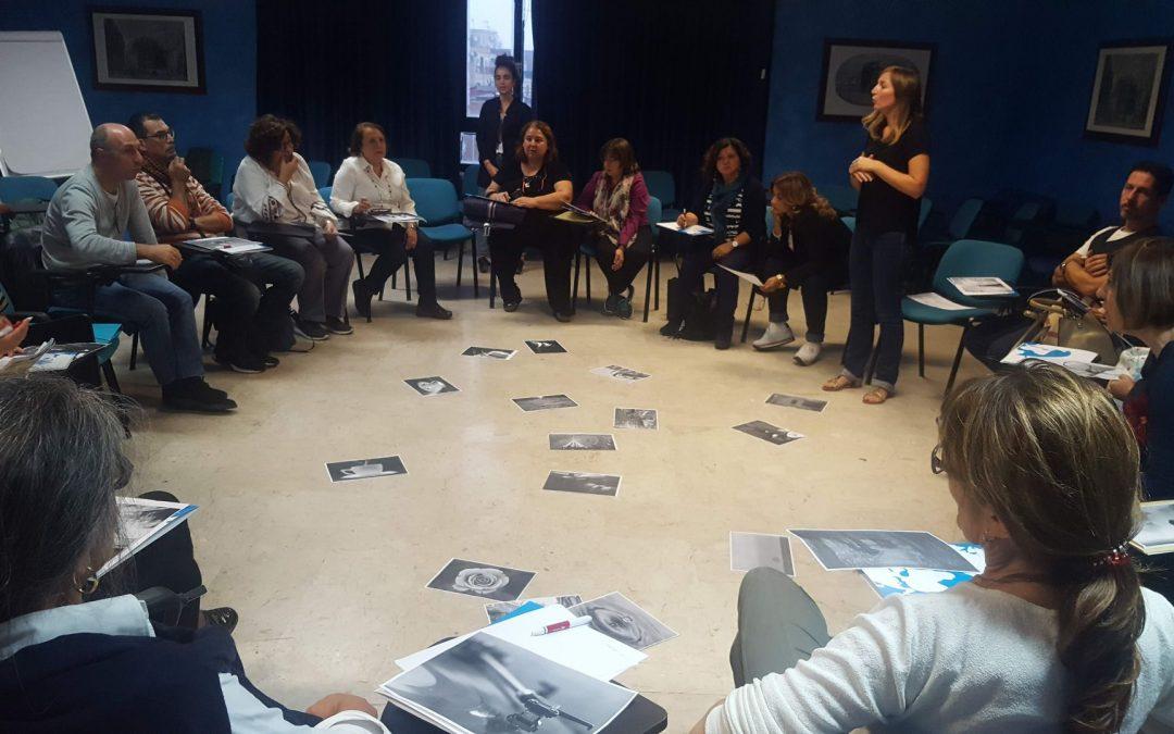 CARMA: Le risorse collaborative per le scuole presentate durante una formazione rivolta agli insegnanti