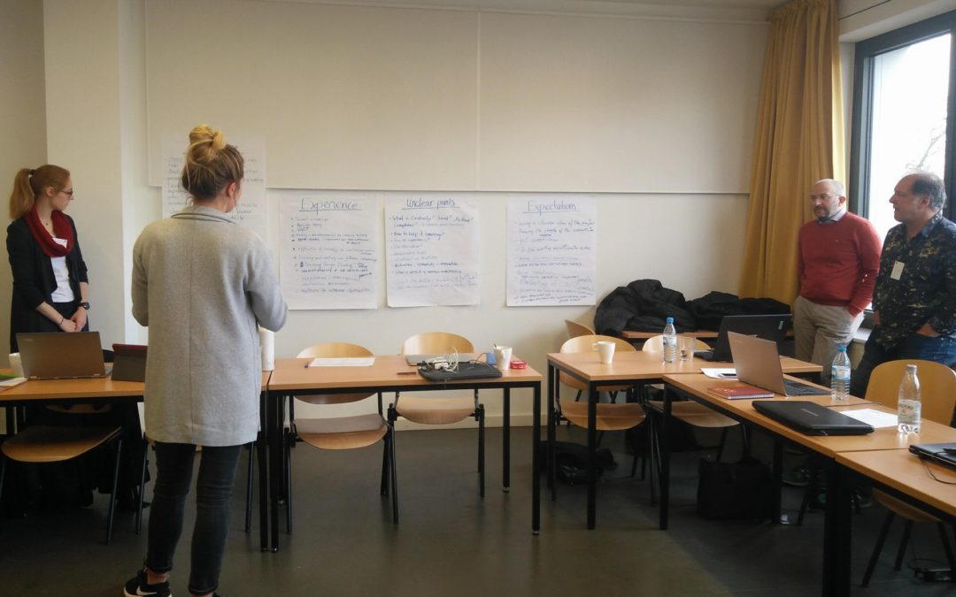 A university-business alliance for CIM skills development