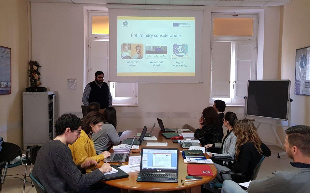 CiProVoT: Formazione europea per i Volontari della Protezione Civile