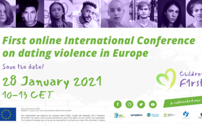 Join Children First online International Conference on dating violence in Europe!