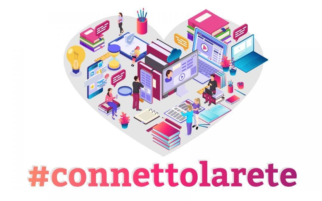 Connetto la rete – Raccolta solidale di dispositivi digitali