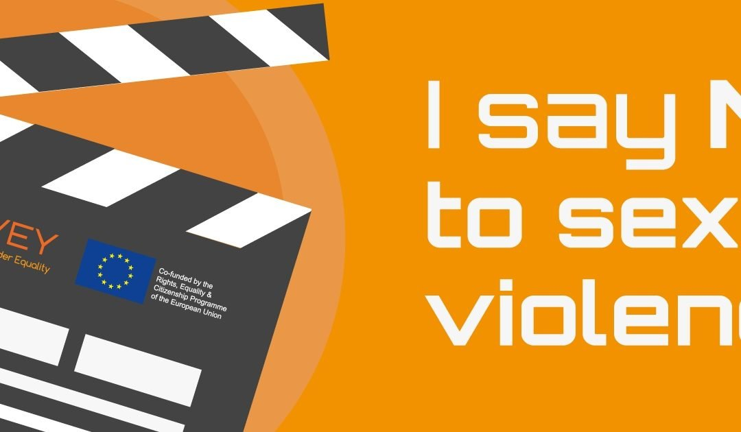 Take part in the CONVEY Contest for Video Scripts against Gender-Based Violence!