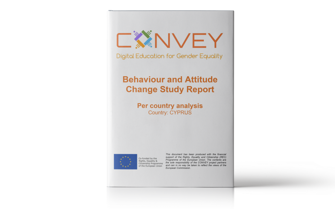 Behaviour and Attitude Change Study Report – Per country analysis: Cyprus
