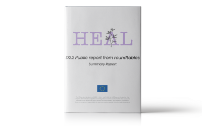 HEAL: Public report from roundtables in Italy, Spain, Greece and Romania