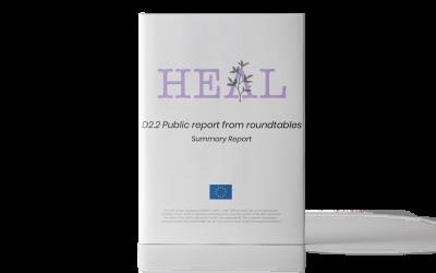 HEAL: Rapporto pubblico delle tavole rotonde in Italia