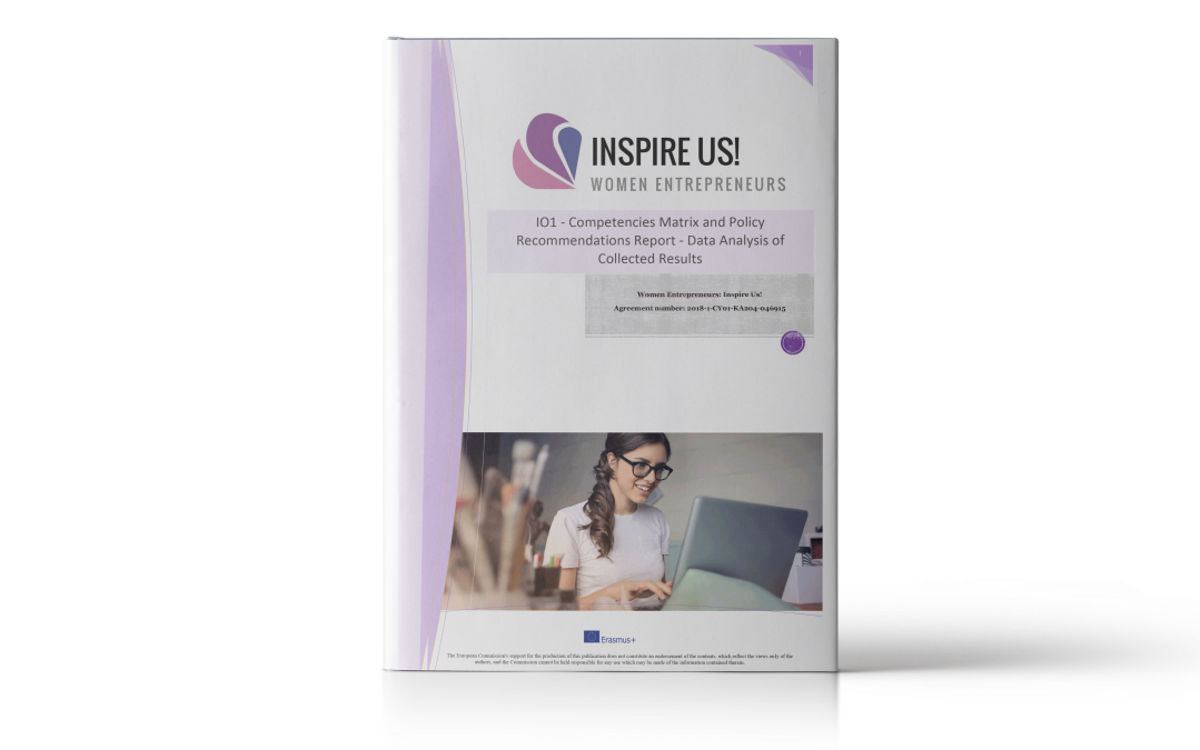 Inspire Us! – Competencies Matrix and Policy Recommendations Report