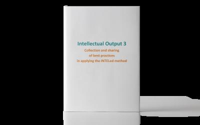 INTELed – Raccolta di buone pratiche e applicazione della metodologia INTELed nelle scuole