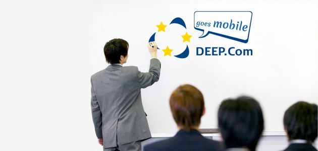 DEEP.Com Goes Mobile – Formazione su Marketing e commercializzazione