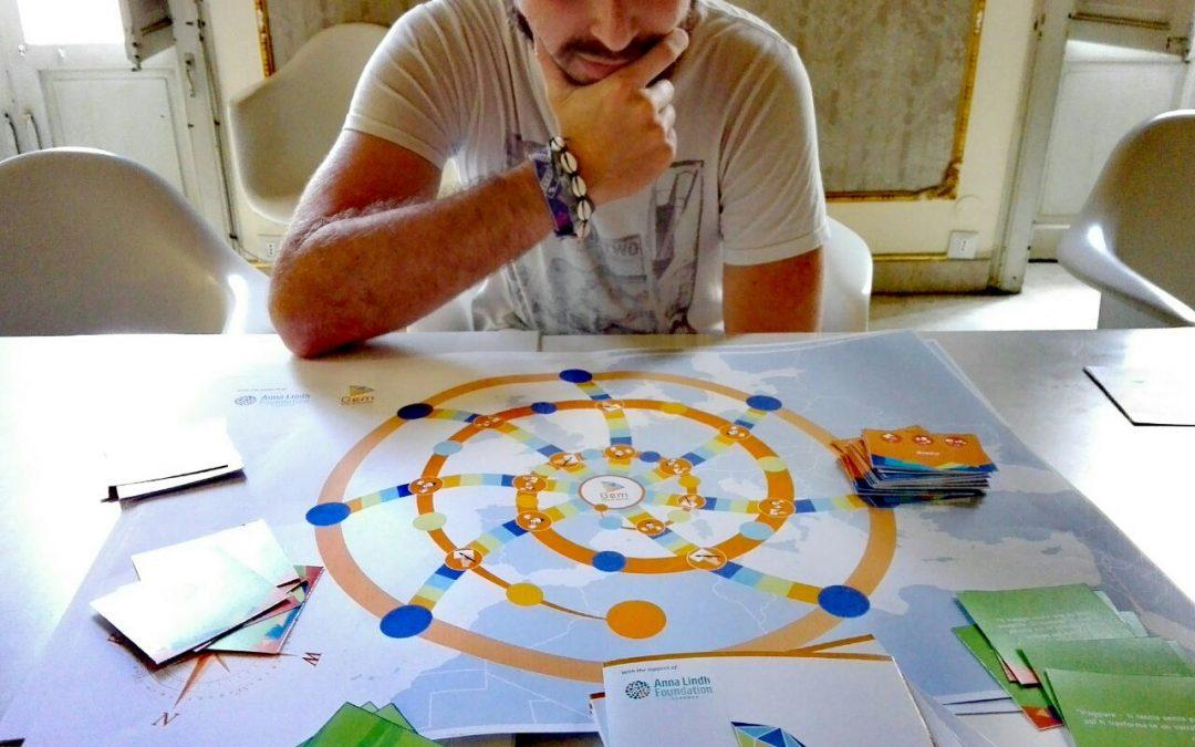 Dialogo interculturale giocando: GEM ad Una Marina di Libri