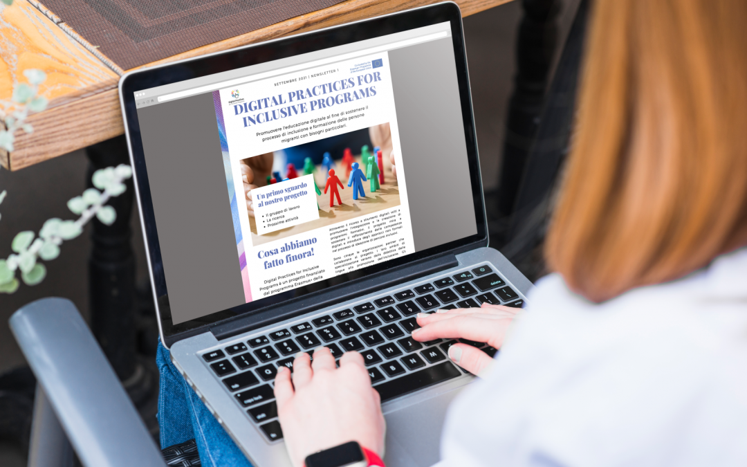 Digital Practices for Inclusive Programs – Newsletter