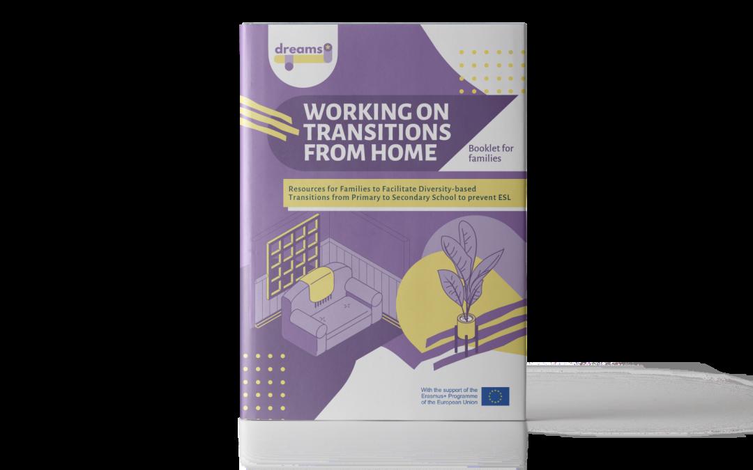 DREAMS – Lavorare al passaggio da casa. Opuscolo per Famiglie