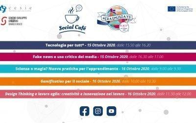 Erasmus Days: Social Café