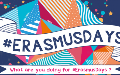 Erasmus Days – Join us celebrating European opportunities for everyone