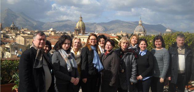 Erasmus+ – Mobilità IFP a Palermo – SDFNIO