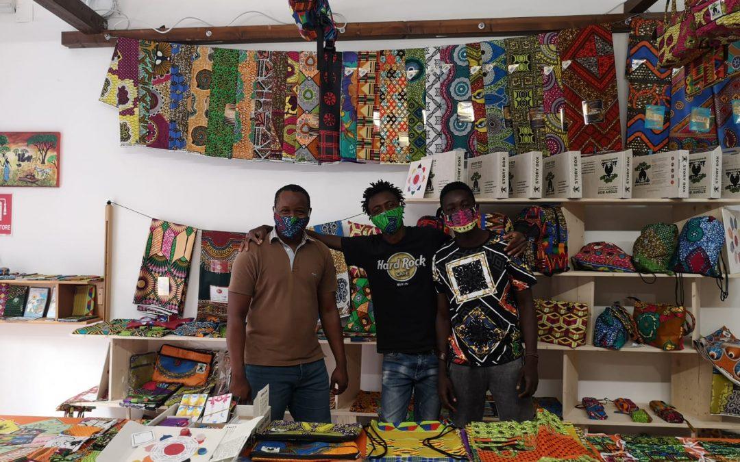 Eroi di comunità: intervista a Saifoudiny Diallo