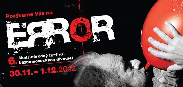 CESIE partecipa all'ERROR Festival 2012