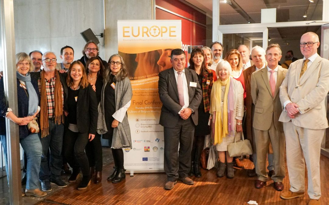 Final conference of EUROPE: project end as a new beginning