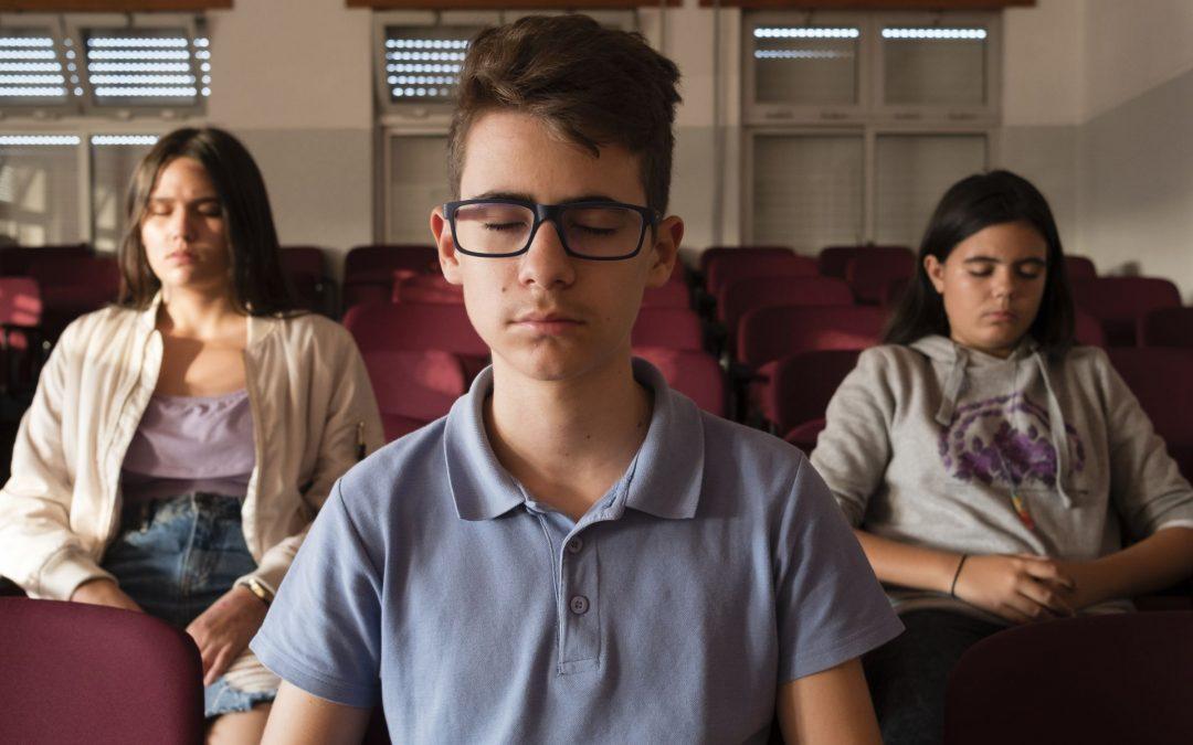 EUROPE porta nelle scuole europee la Meditazione Trascendentale col Momento di quiete in classe