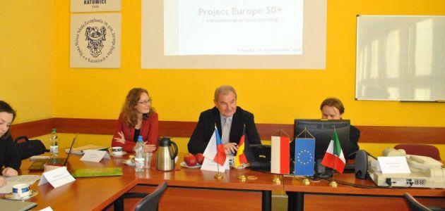 Europe 50 plus – Un partenariato strategico rivolto agli adulti over 50