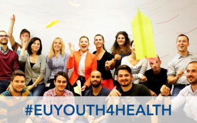 EUYOUTH4HEALTH: al via le selezioni per corso di formazione online e gratuito su comunicazione digitale e marketing