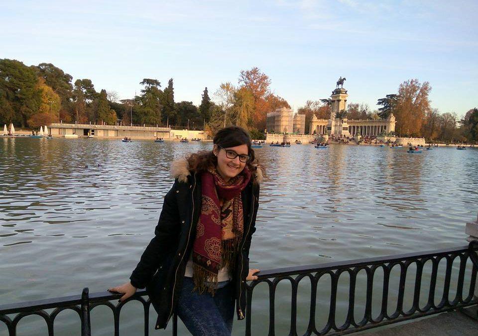 Simona racconta l'esperienza evs in una casa de niños a Torrelodones