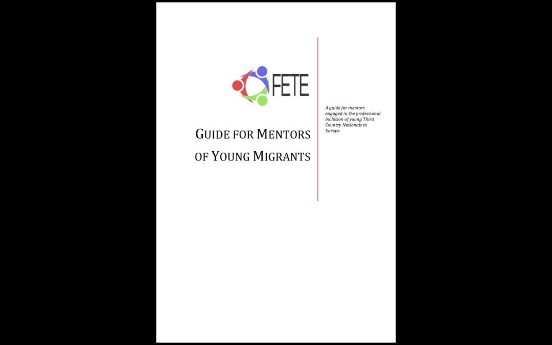 FETE – Guida per operatori giovanili che lavorano con giovani migranti