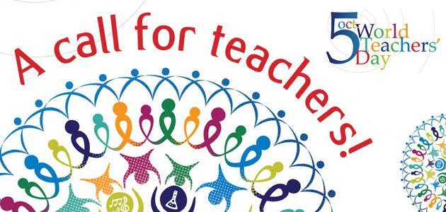 Giornata mondiale dell'insegnante 2013 per la cittadinanza globale e la diversità culturale