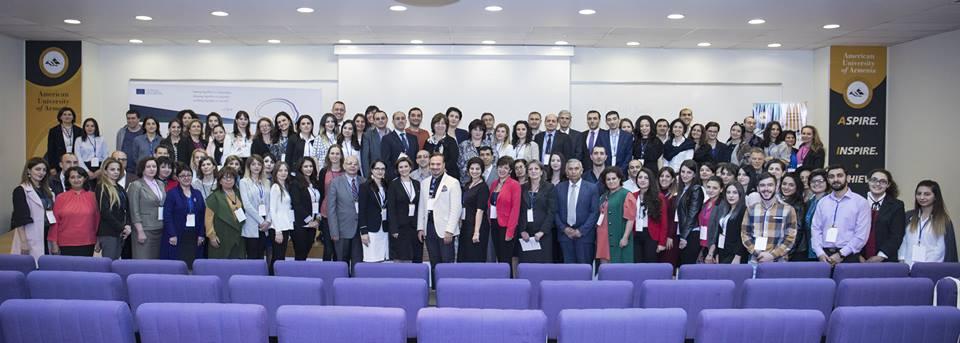 Conferenza finale di GOVERN: partecipanti