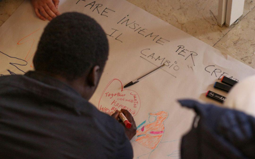 I Giovani Parlano con l'Europa: Insieme per promuovere cittadinanza attiva e dialogo interculturale