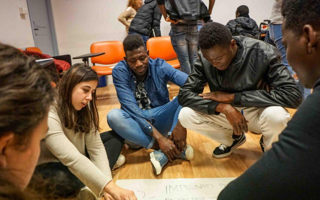 Cittadinanza attiva e dialogo interculturale: I Giovani Parlano Con L'Europa