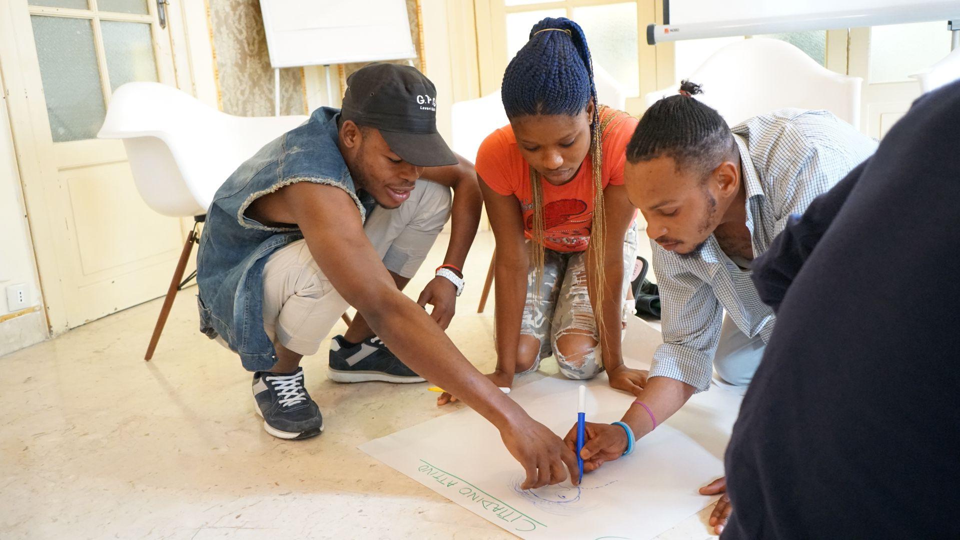 Cittadinanza attiva e intercultura: Quarto ciclo di incontri de I giovani parlano con l'Europa