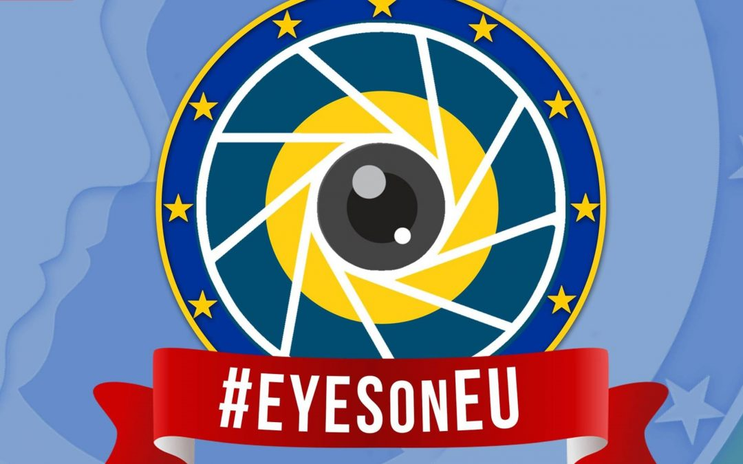 I giovani parlano con l'Europa: enrol now to EyesOnEU photo contest