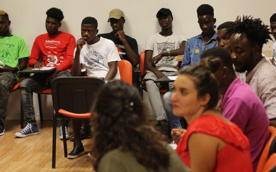 Cittadinanza attiva e competenze trasversali: Iscriviti ai nuovi incontri I Giovani parlano con l'Europa