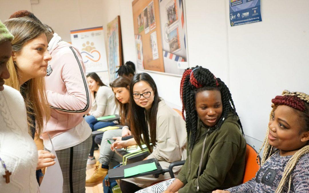 I Giovani Parlano con l'Europa: Incontri interculturali sulla cittadinanza attiva