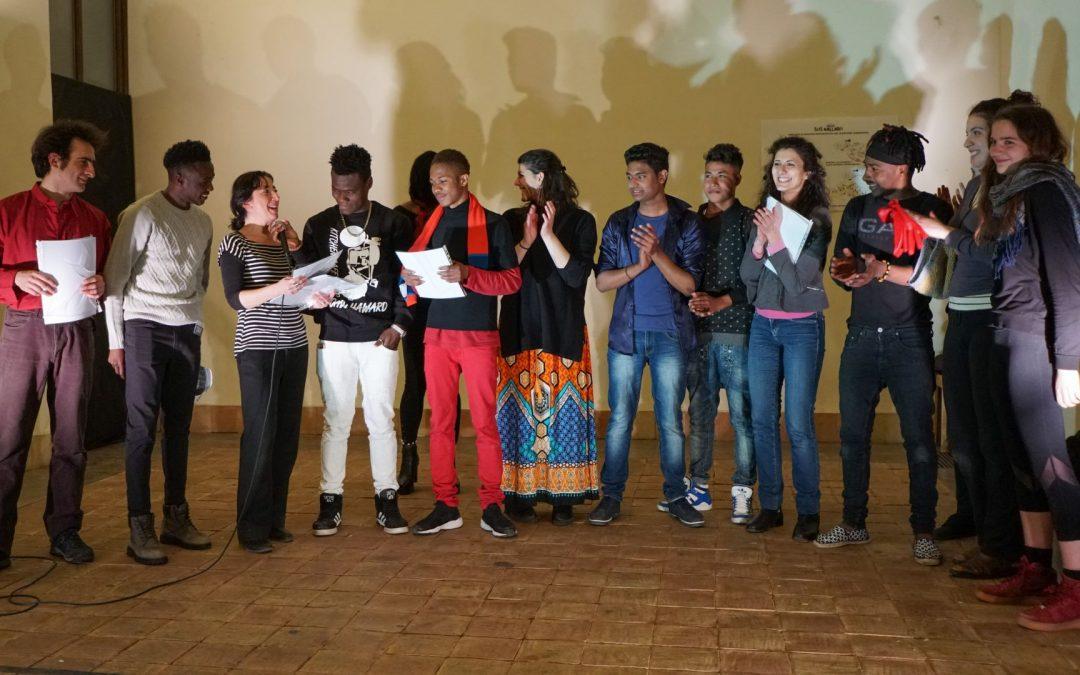 Ragazzi Harraga: Danze e narrazioni per celebrare l'interculturalità e i diritti umani
