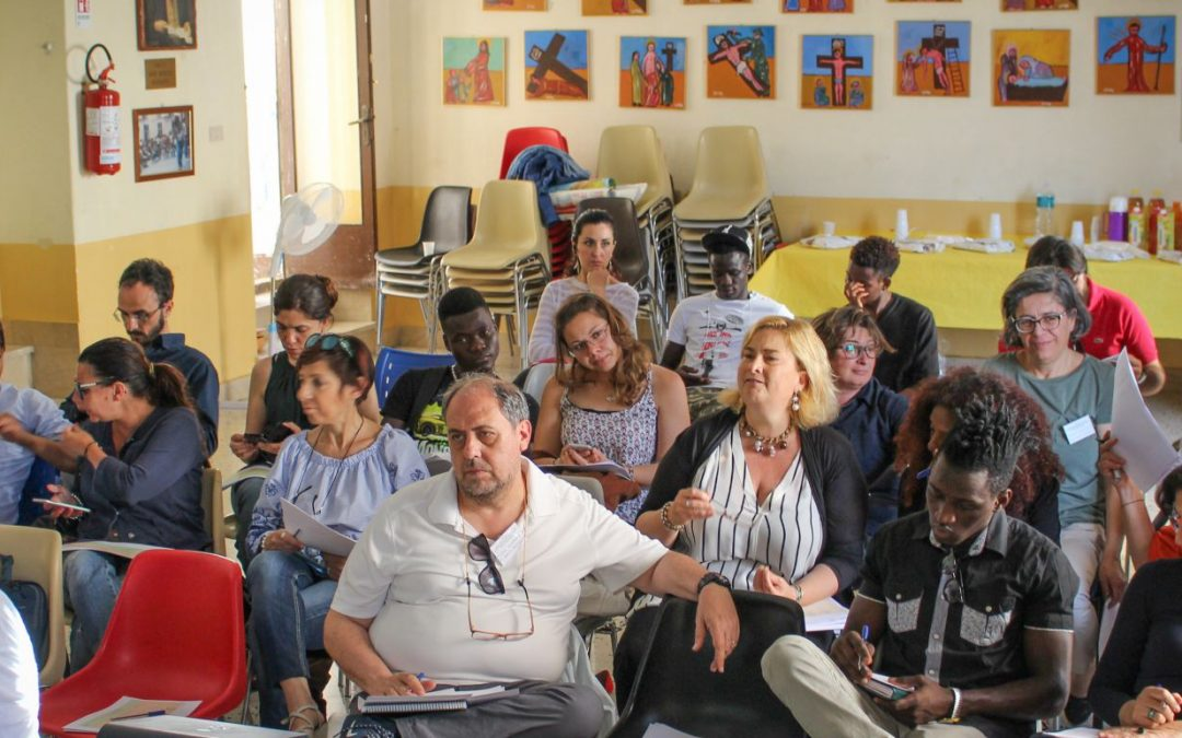 Minori stranieri non accompagnati: Conferenza di presentazione della Cartella Sociale Harraga
