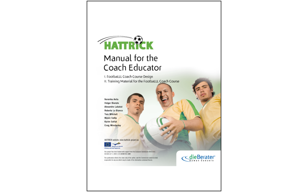 HATTRICK Manual for the coach / educator