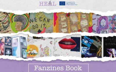 HEAL: Fanzines Book