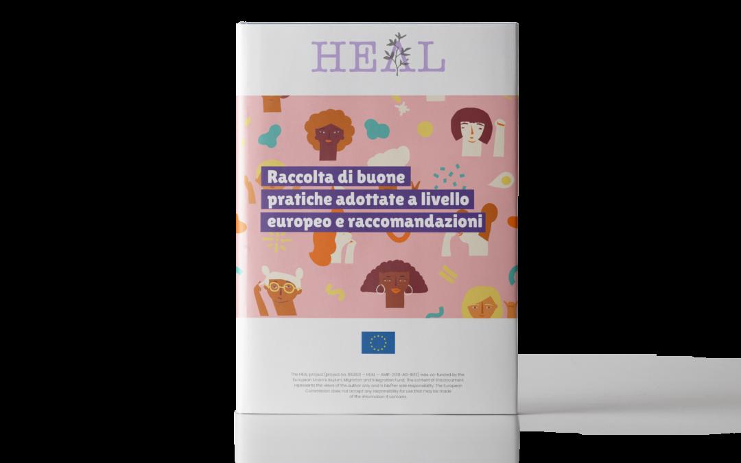 HEAL – Raccolta di buone pratiche adottate a livello europeo e raccomandazioni