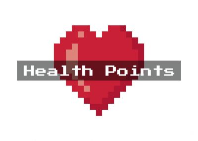 Health Points – A game based approach for Health Promotion